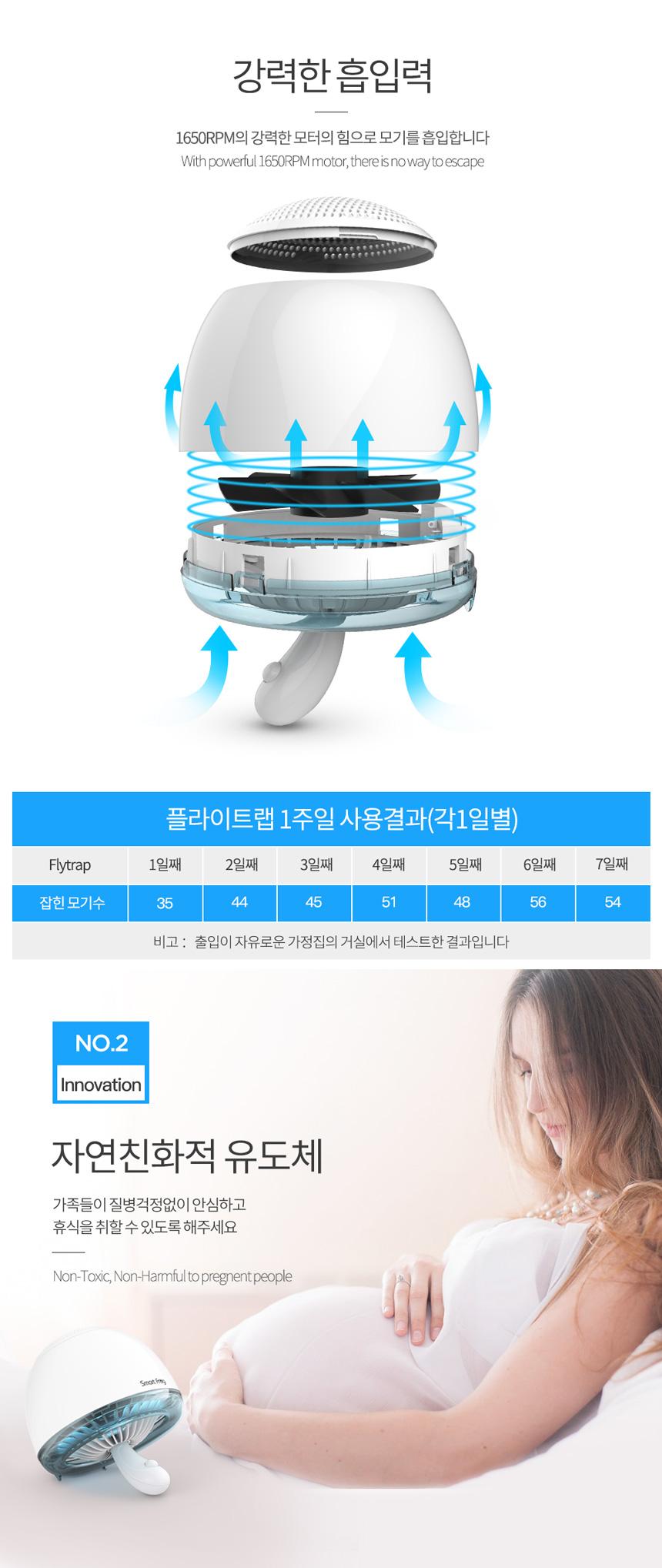 NEST네스트 모기퇴치기-플라이트랩+해충퇴치+안전자연방식 - 네스트, 31,300원, 여름용품, 모기퇴치용품