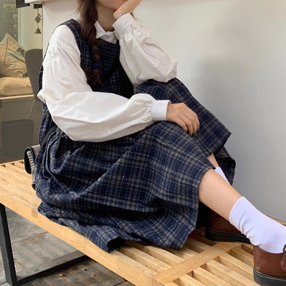 [무료배송]듀렘 소매핀턱 셔츠