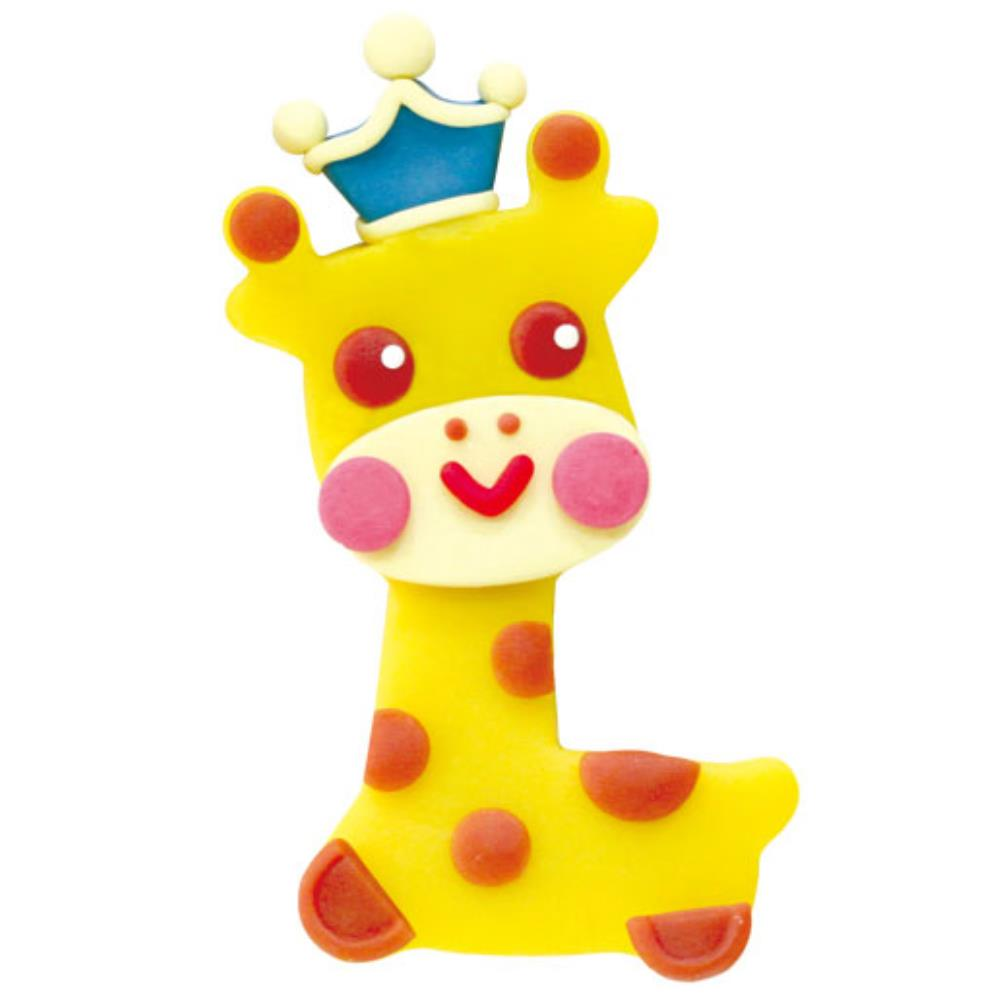 클레이점토 기린만들기 미술놀이 클레이 장난감 점토 5개