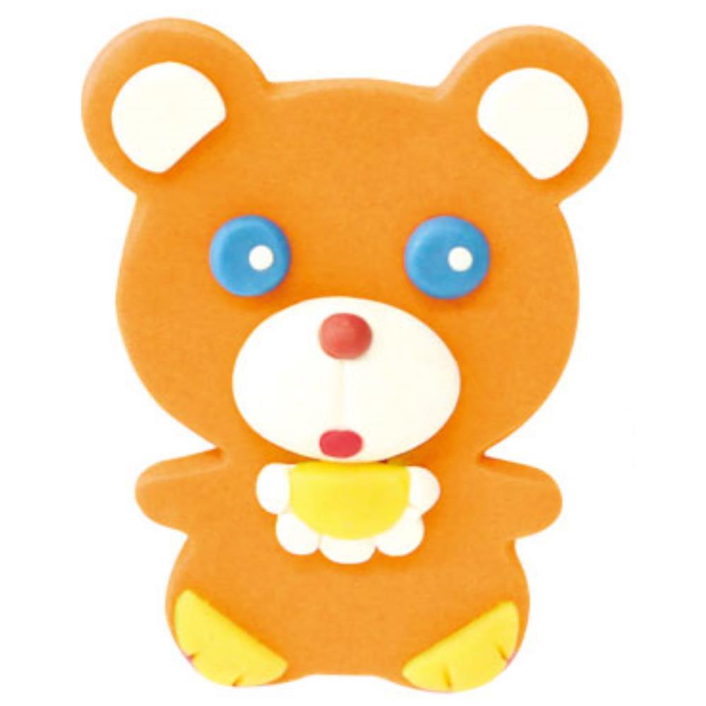 곰인형 만들기 장난감 클레이 점토놀이  5개 아트클레이