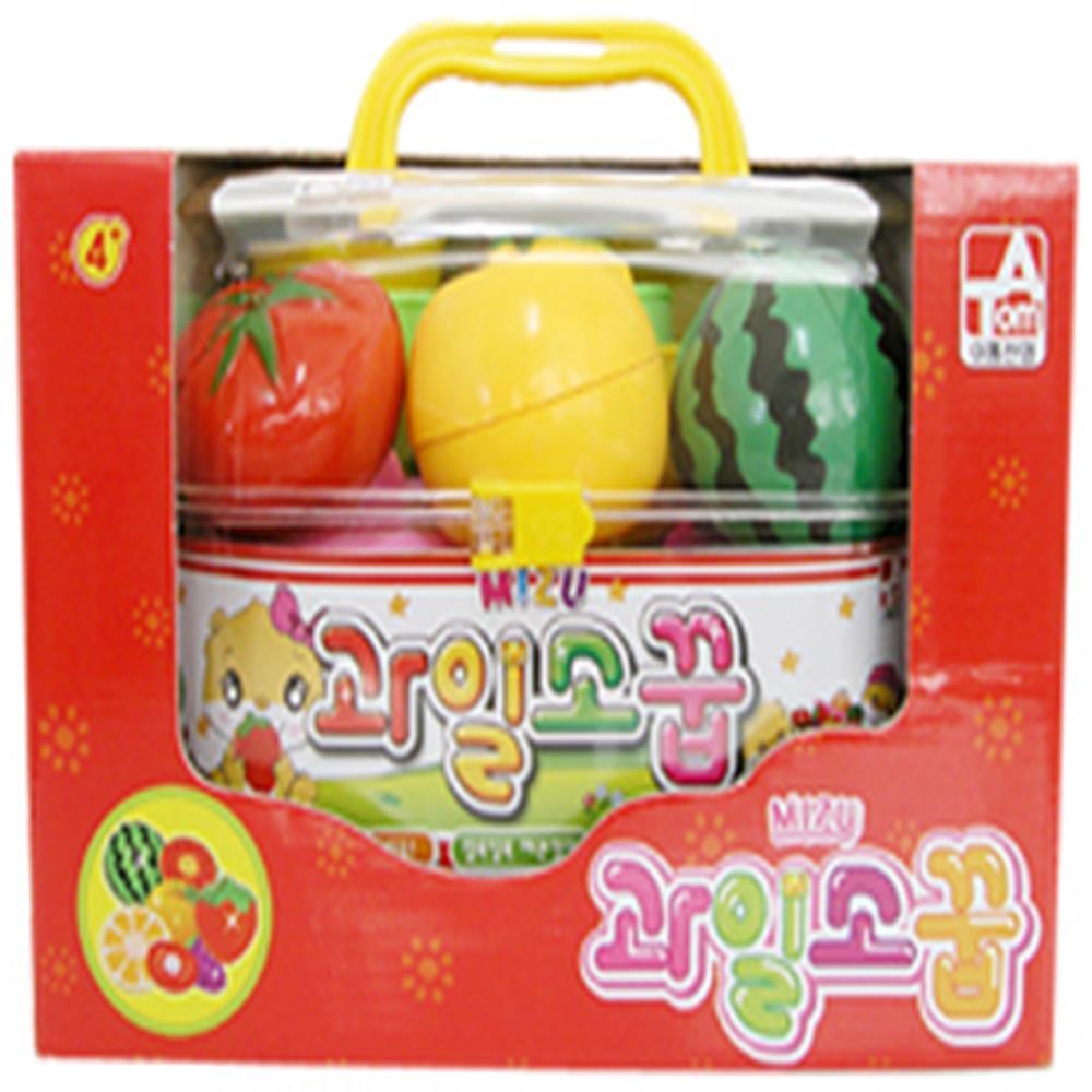 남자아이장난감 과일가게 요리사 장난감 소꿉놀이 세트