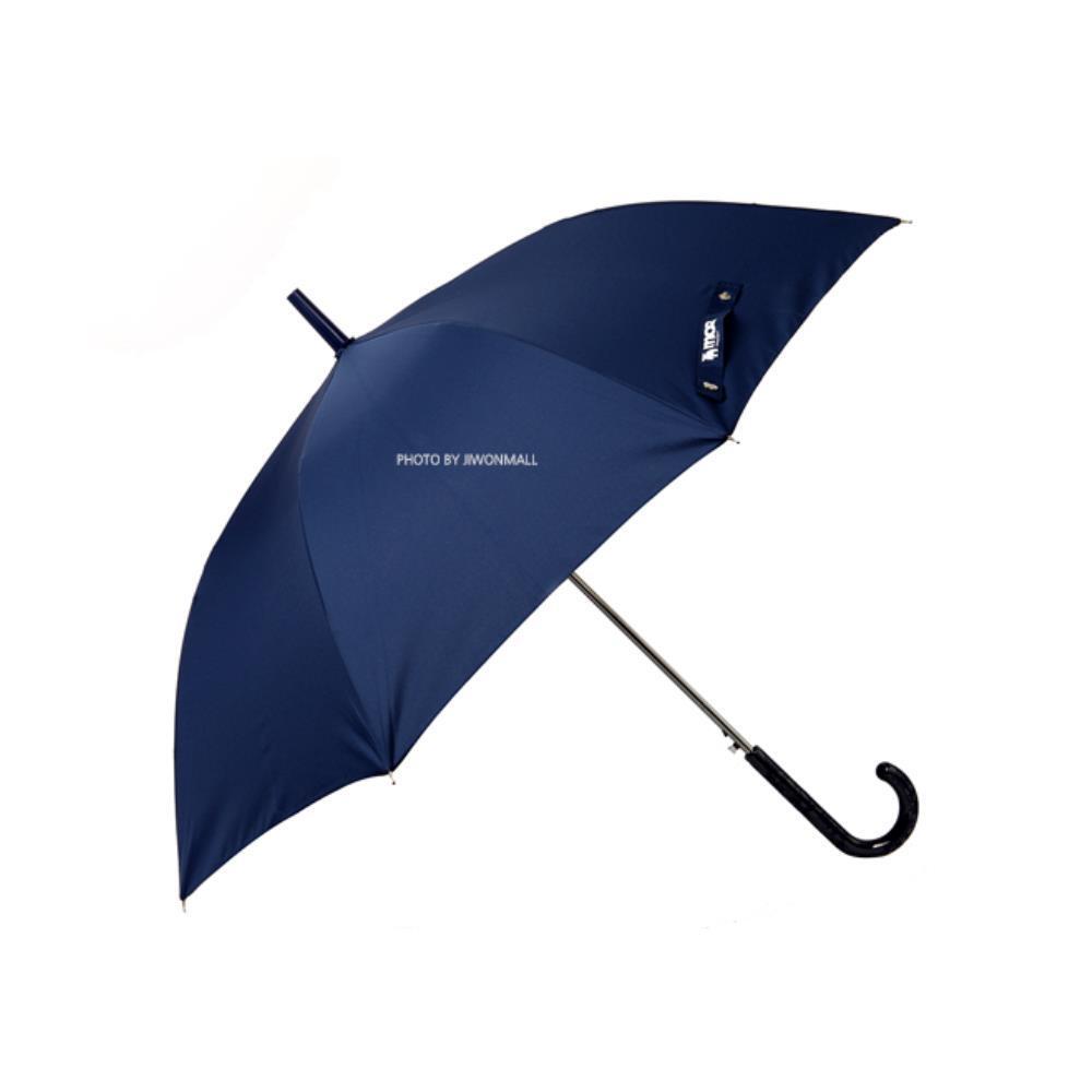 솔리드  무지 네이비 모즈 장우산 튼튼한우산 판촉용우산