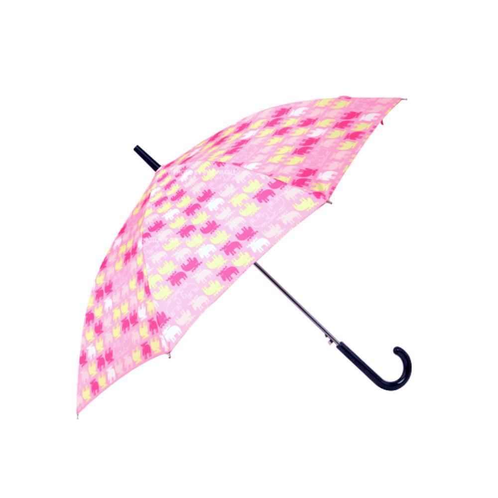 우산답례품 모즈 패턴 동물 캐릭터 장우산  튼튼한우산