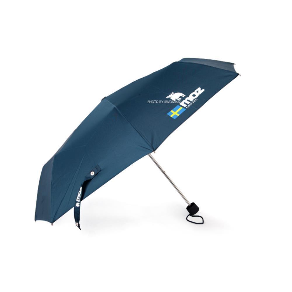깔끔한우산 사슴 캐릭터 모즈 접이식 3단 우산 판촉우산