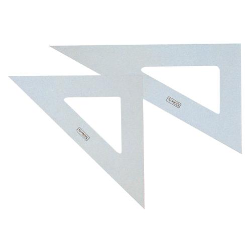 삼각자(45Cm) 사무용삼각자 다용도삼각자 삼각자 고급삼각자 전문가용삼각자 튼튼한삼각자 문구용삼각자 제도용품