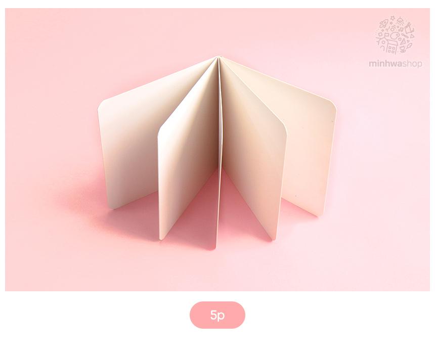책만들기 스크랩북 5p 10p - 민화샵, 1,200원, 테마앨범/테마북, 이벤트 앨범