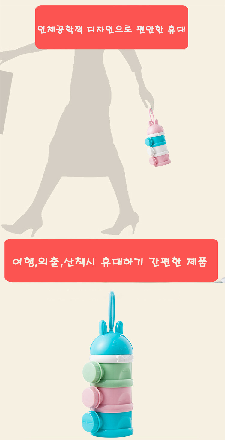강아지 식기 여행 외출 고양이 밥그릇 3단 휴대용세트 - 펫블라썸, 13,800원, 급수/급식기, 급수기/물병