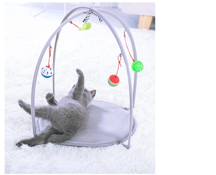 고양이 집 숨숨 강아지 용품 쿠션 하우스 캣 토이 방석 - 펫블라썸, 14,800원, 하우스/캣타워, 방석/매트