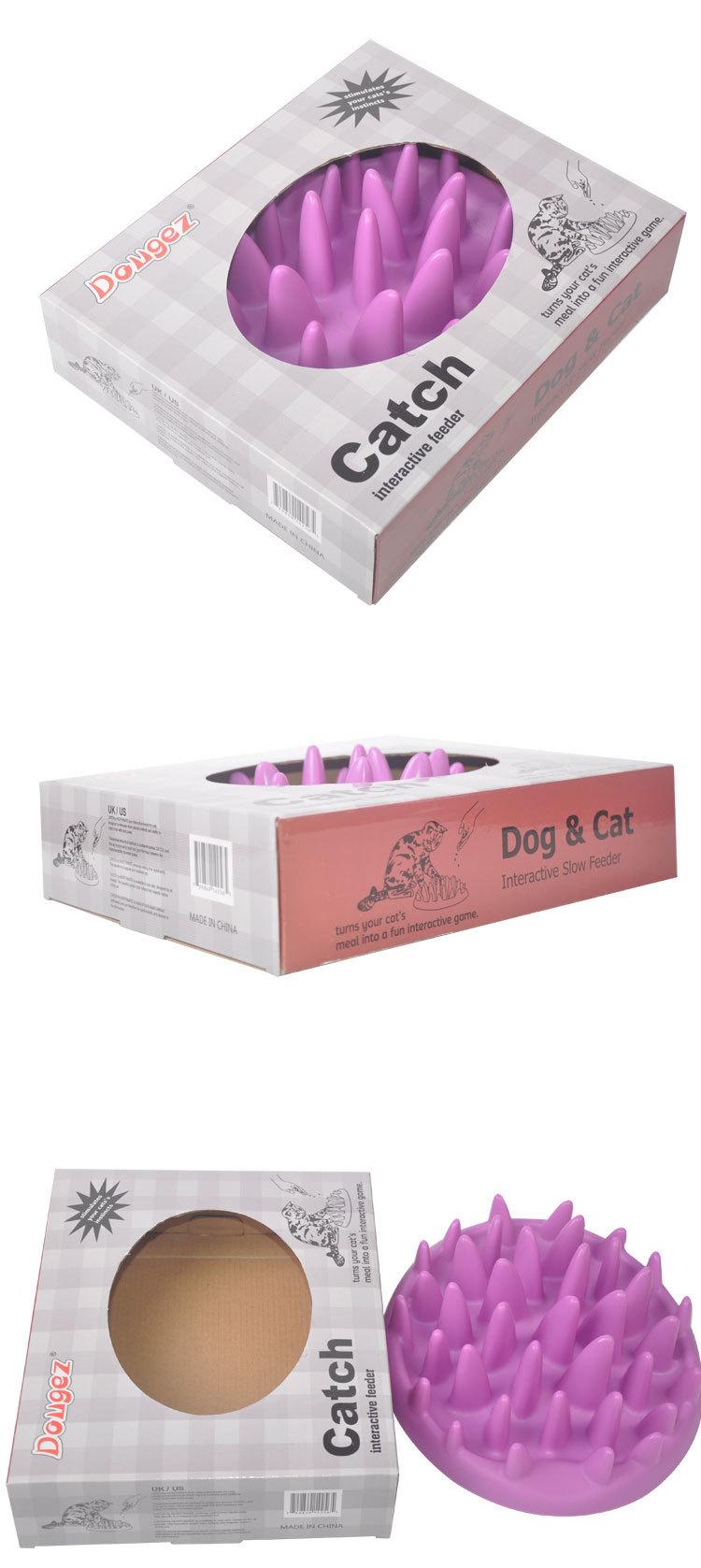 강아지 고양이 밥그릇 식기 급체방지 슬로우 토이보울 - 펫블라썸, 12,800원, 장난감/스크래쳐, 장난감