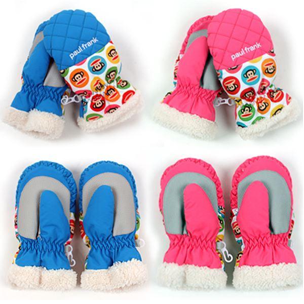 [현재분류명],180822WEK3158 폴프랭크 S14 스키 벙어리 장갑 (색상선택),장갑,스키장갑,벙어리장갑,아동장갑,유아장갑