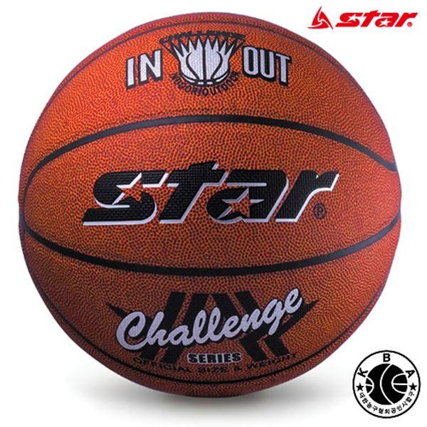 180707WEK4821 스타 농구공 챌린저 7호 (BB527)