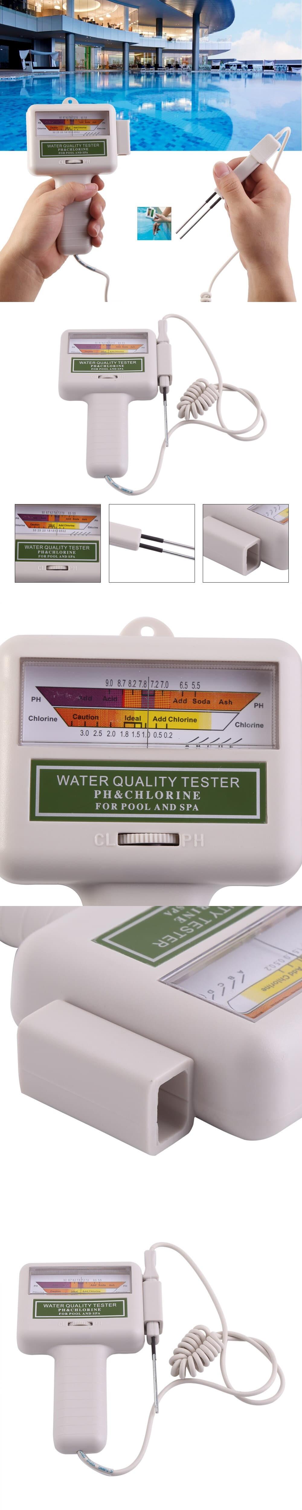 전류염소측정기(CL2측정기),PH수소이온동노측정기 겸용_물 수질검사장비