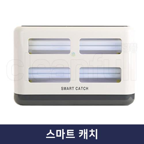 스마트캐치 포충기 / 무소음, 친환경 실내용 해충퇴치기