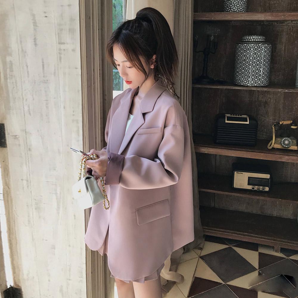 [OUTER]셀리나 오버핏 자켓