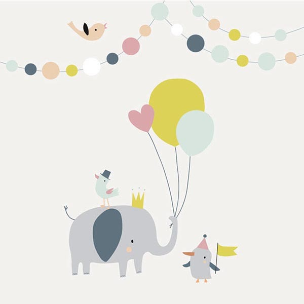 아이방 아기방 키즈 어린이 암막 방염 실사 롤스크린 블라인드 로즈레 [러블리 프렌즈 3번]
