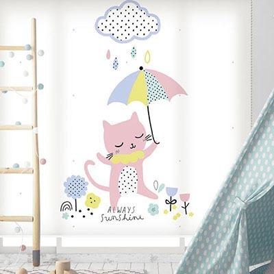 아이방롤스크린 키즈 아기 어린이집 유치원 암막 방염 실사 그림 창문 롤 블라인드 맞춤제작