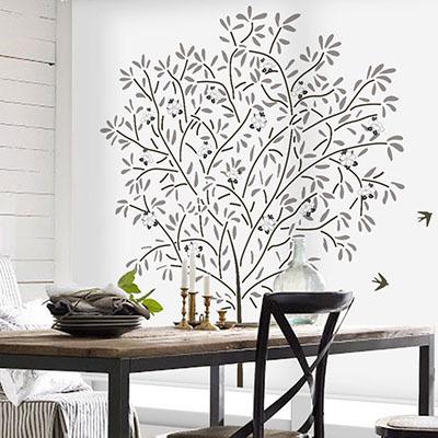 실사롤스크린 꽃 나무 그림 암막 방염 거실 사무실 창문 롤 블라인드 로고 인쇄 맞춤제작