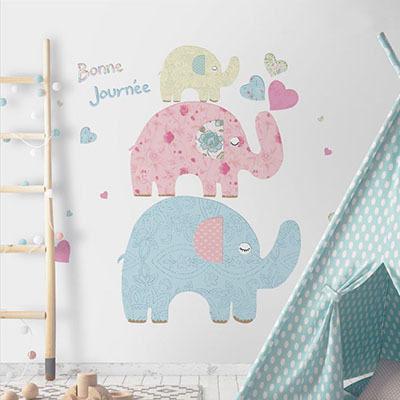 친환경 뮤럴 아이방 어린이집 꾸미기 그림 아기 키즈 방염 실크 고급 인테리어 포인트벽지