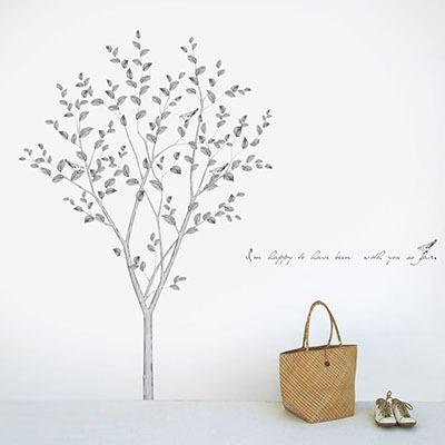 뮤럴 나무 그림 실사 디자인 인테리어 데코 아트월 친환경 방염 실크 고급 포인트벽지