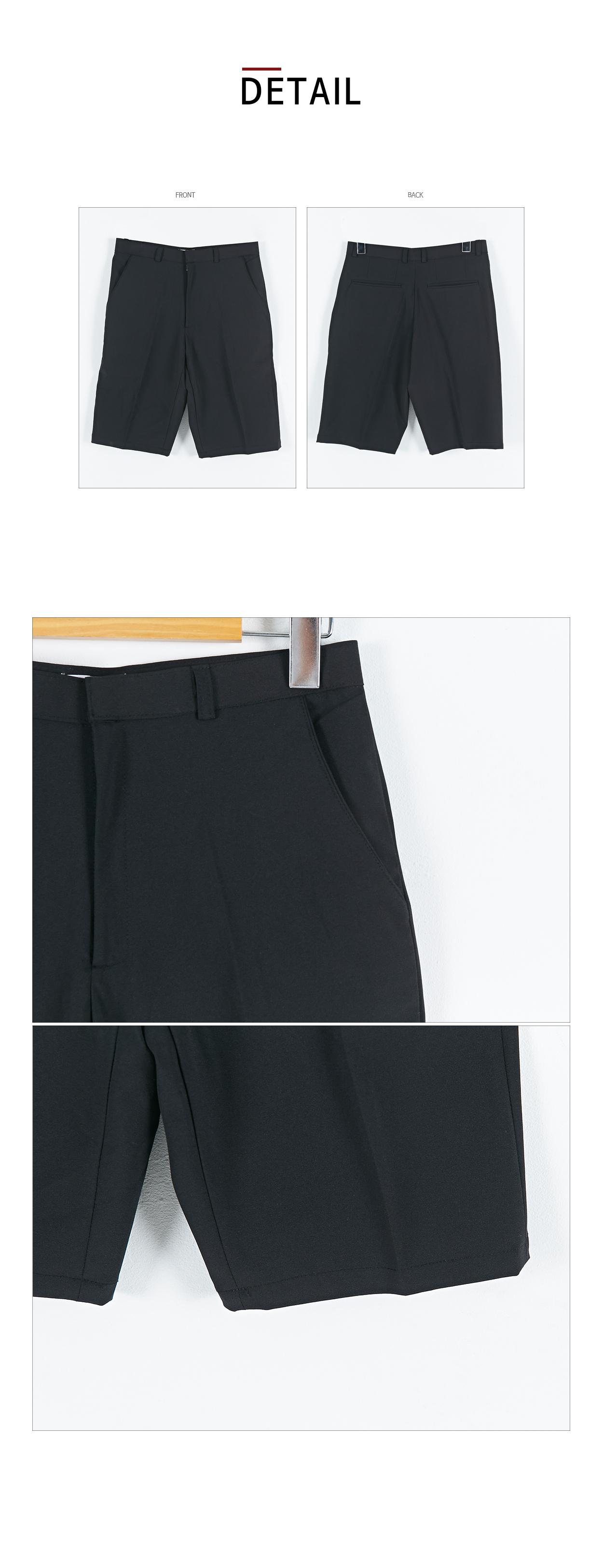 스판 블랙 교복 반바지 생활복 남자 - 교복몰, 35,200원, 남성 스쿨룩, 하의