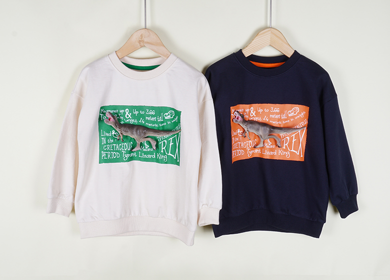 [다이노솔즈] 낙서 피규어 맨투맨 IV - 다이노솔즈, 69,000원, 상의/아우터, 티셔츠