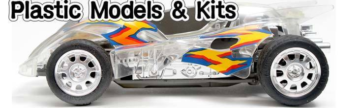 Click view Plastic Models & Kits