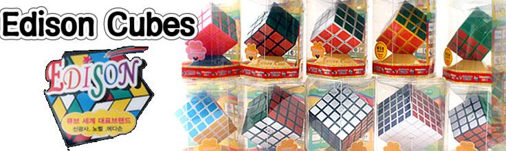 Click view Edison Rubix Cube