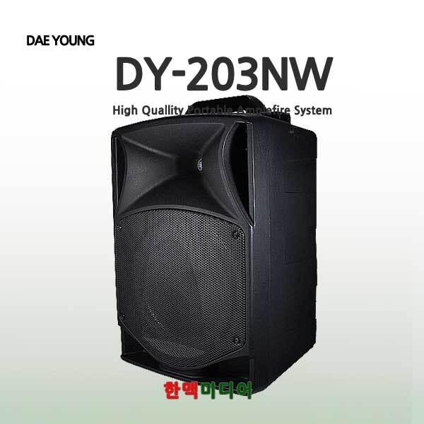 DY203NW/대영음향/보조스피커/패시브타입/200W