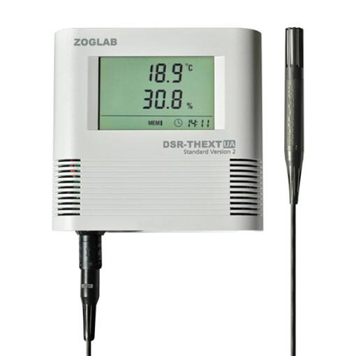 Zoglab DSR-TH-EXT 온습도기록계