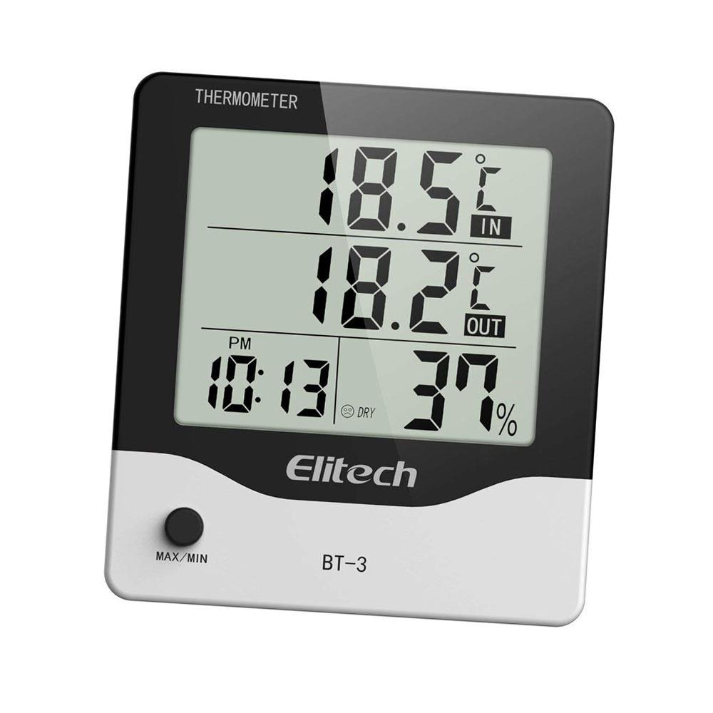 Elitech BT-3K 디지털 온습도계