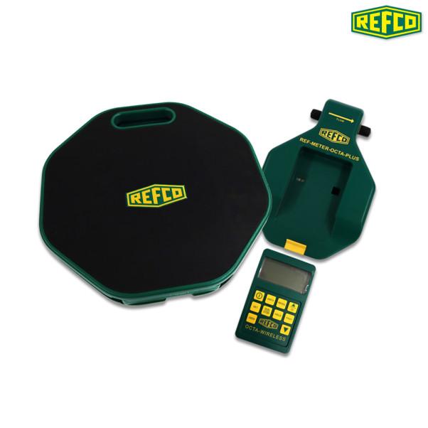 REFCO 전자저울, 전자저울밸브(무선세트) OCTA-WIRELESS-PLUS