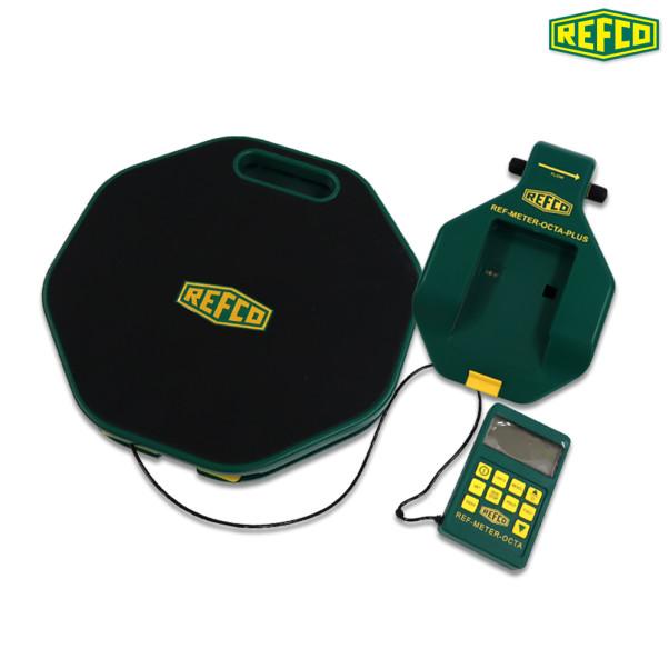 REFCO 전자저울, 전자저울밸브(유선세트) OCTA-REF METER-PLUS