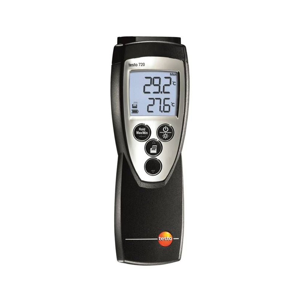 testo 720 실험용 온도계 침투형 세트