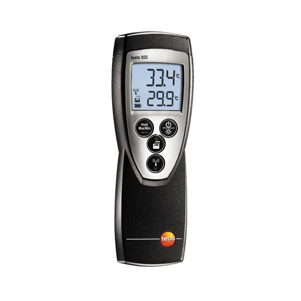 testo 925 1채널 열전대 온도계 방수세트