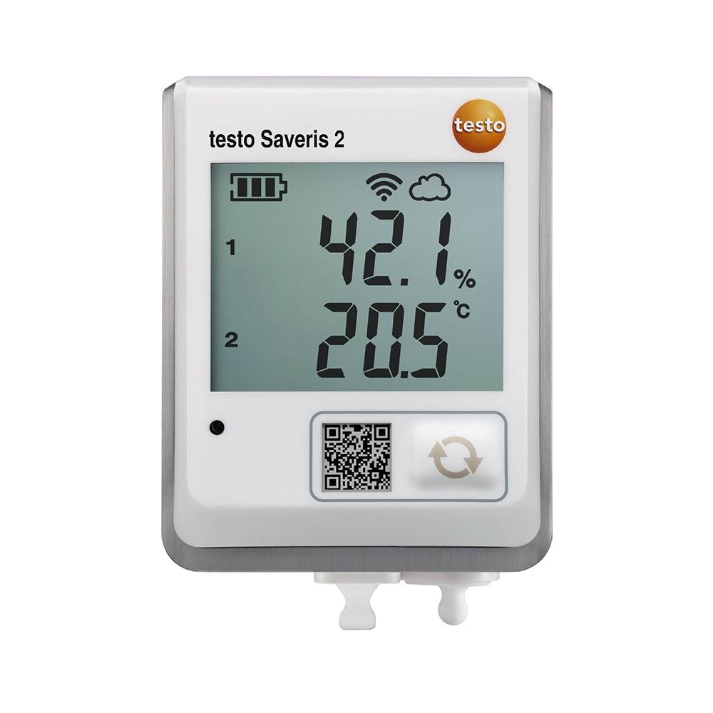 testo Saveris 2-H2 WiFi Data Logger (Basic Version)