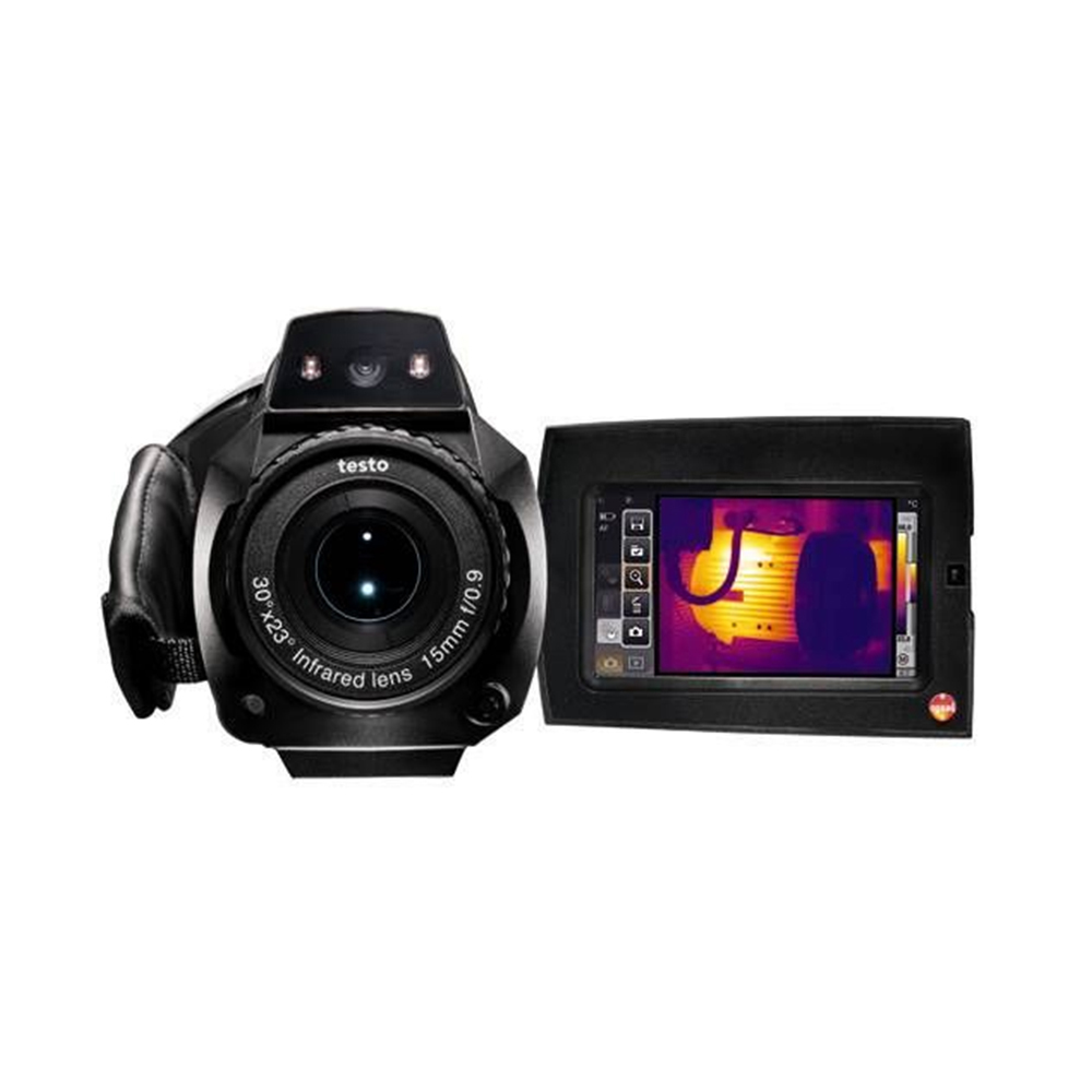 testo 885 basic 캠코더형 열화상 카메라