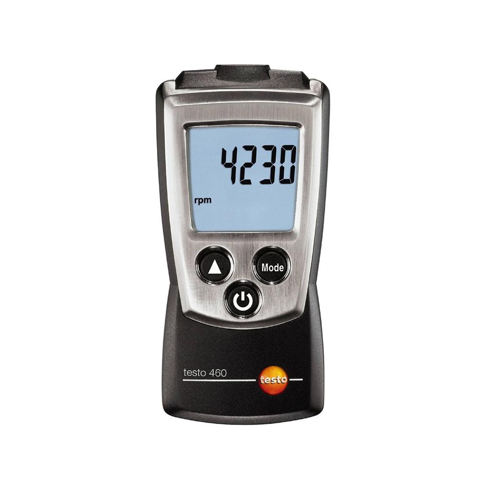 testo 460 RPM 측정기 (포켓사이즈)
