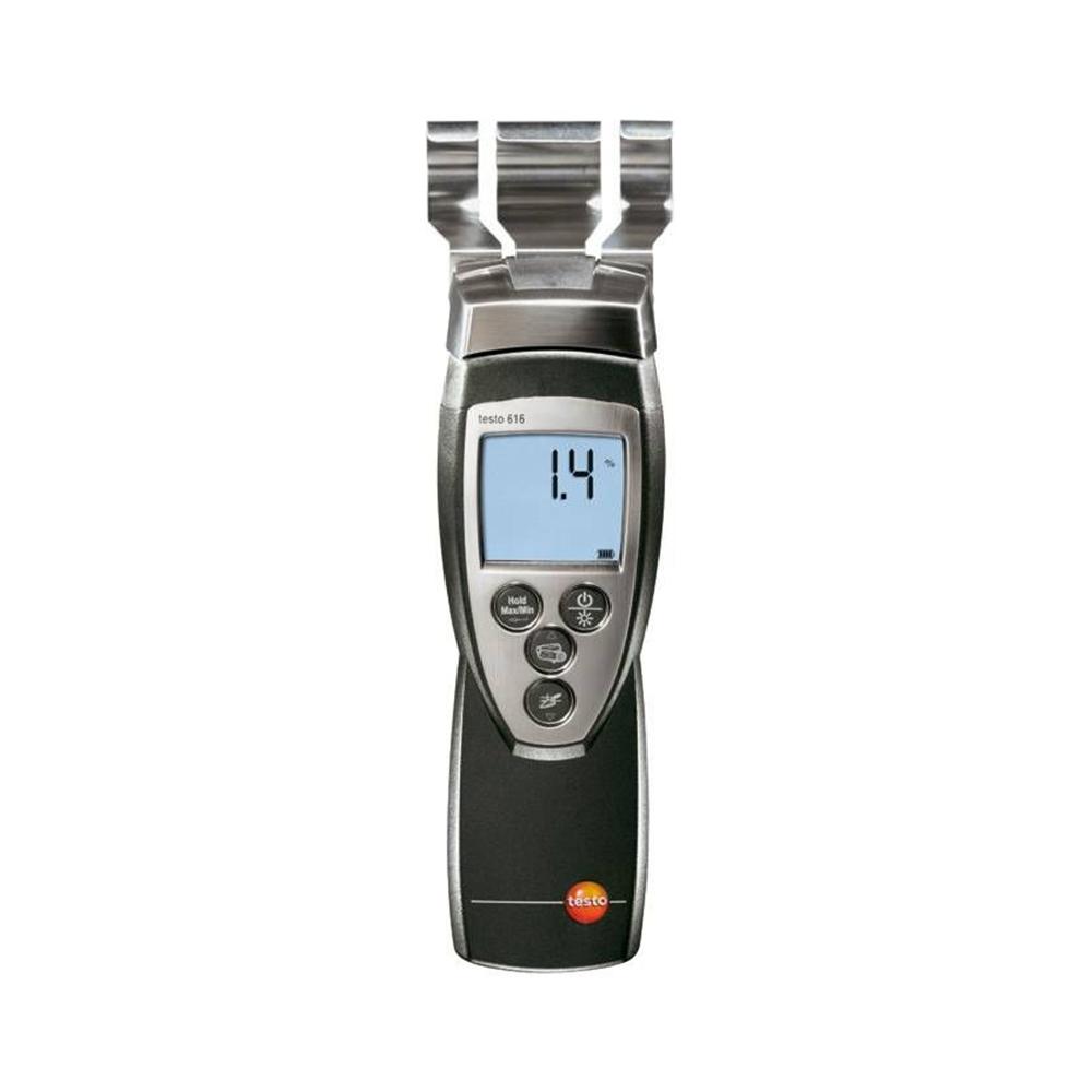 testo 616 재료 수분 측정기