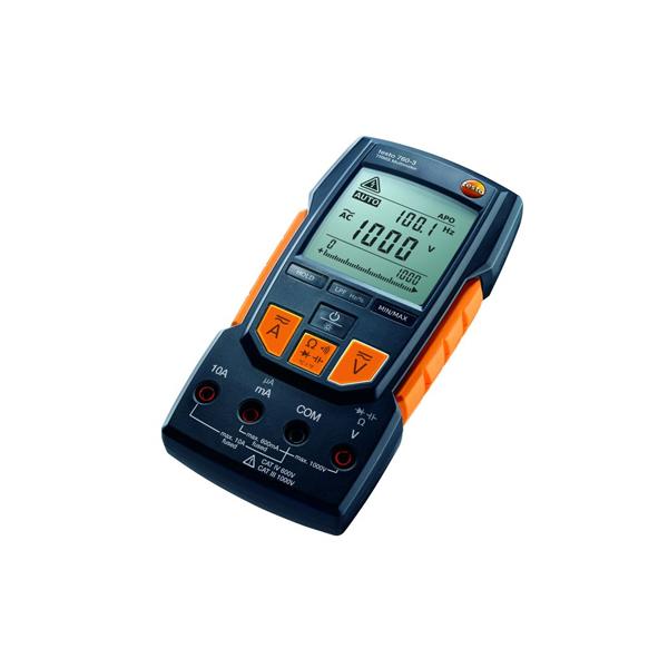 testo 760-3 디지털 멀티메타