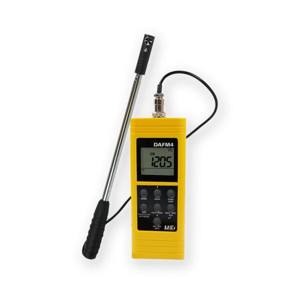 UEI DAFM4 휴대용 미니 베인 풍속계 풍량측정가능
