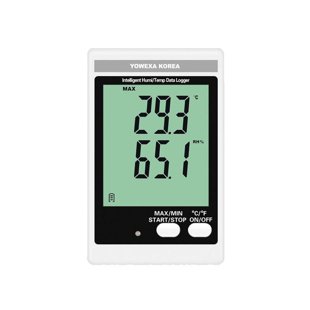 YOWEXA DWL-20-K 온습도 기록계 내장센서