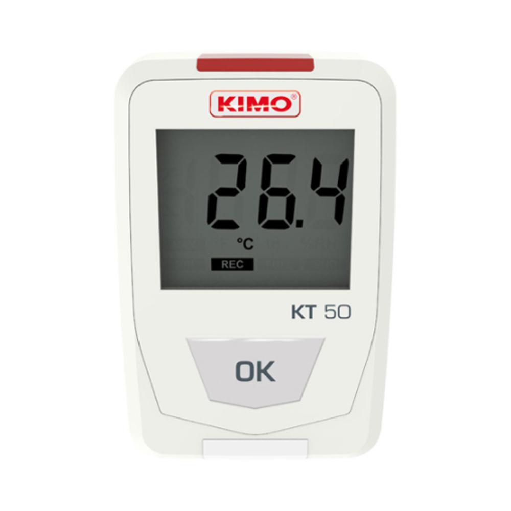 KIMO KT50 미니 온도 기록계