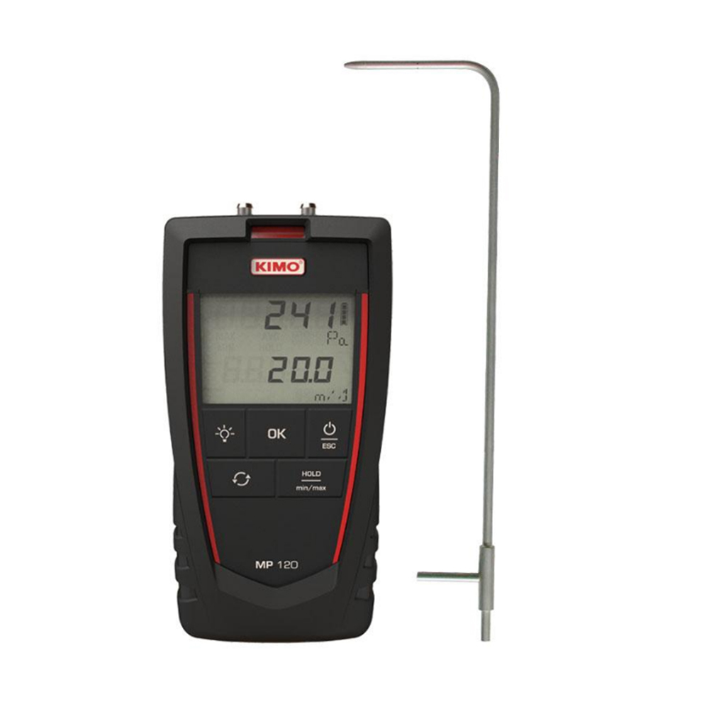 KIMO MP 120S 압력계 풍속계