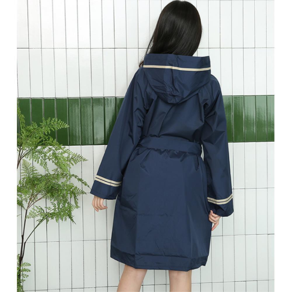 여름 장마철 비옷 바람막이 레인코트(M) 낚시의류 우의 우비