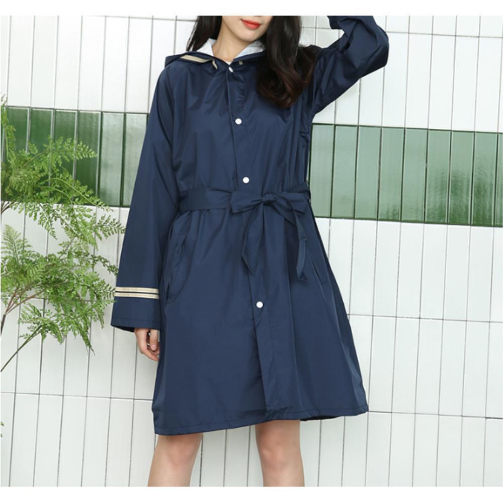 장마철 패션 우의 바람막이 레인코트(S) 낚시의류 우비 비옷