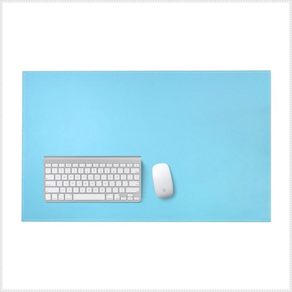사무실 책상 양면 가죽매트 대형 데스크패드 책상메트