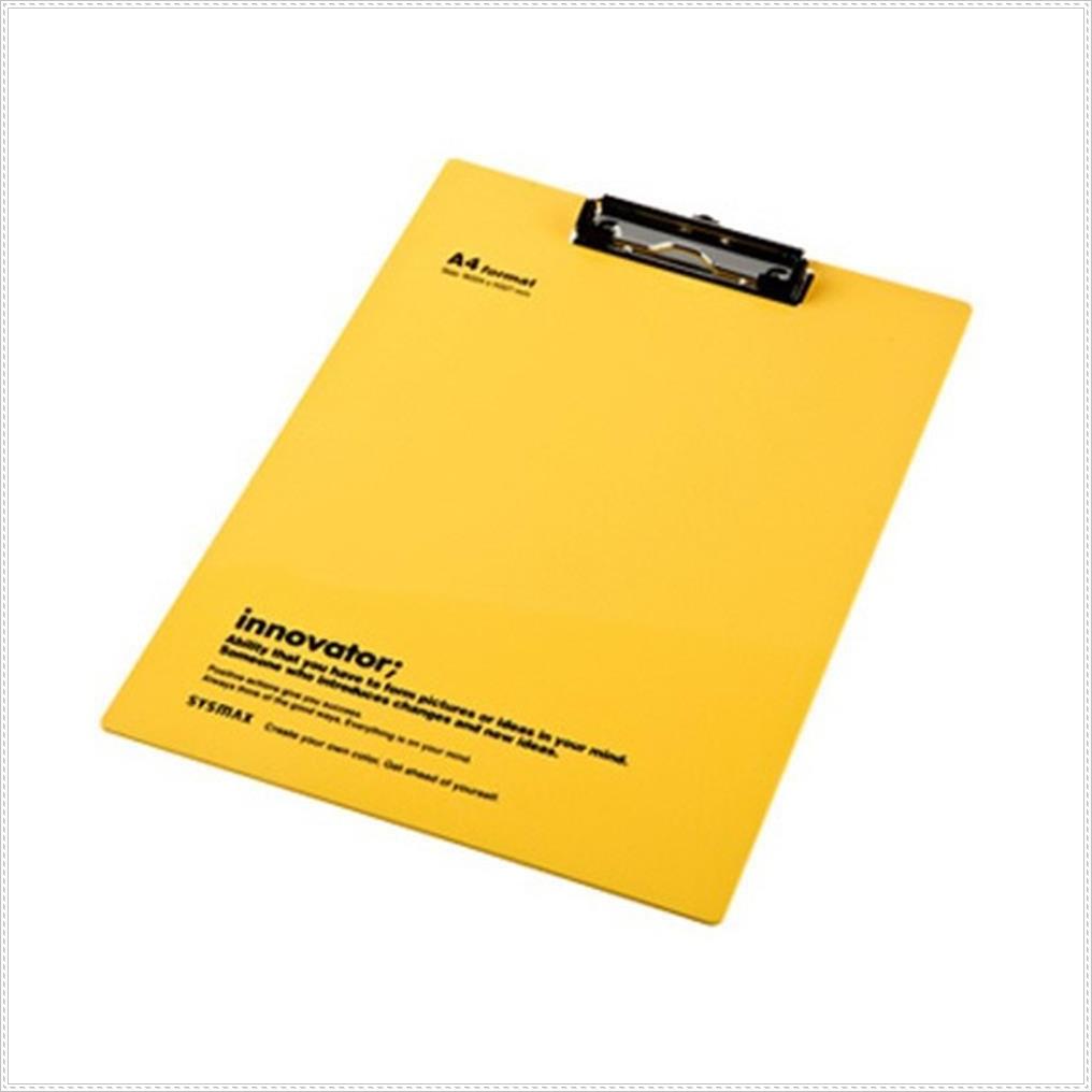 학생 학습지 프린트 인쇄 칼라클립보드 서류결제판 사무실