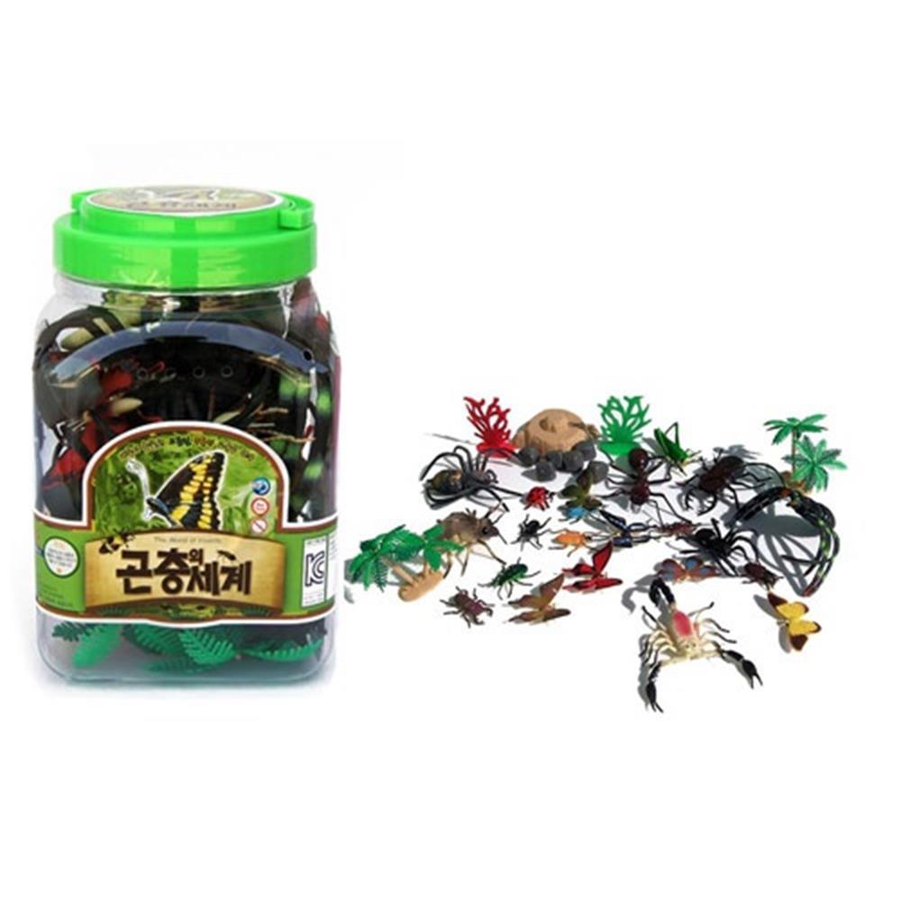 어린이 교육 교구 곤충 장난감 곤충의세계 곤충소장품 취미