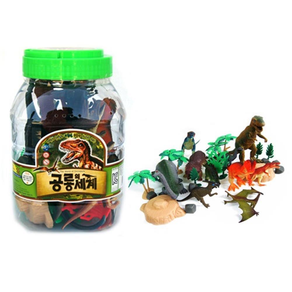 어린이 공룡 피규어 모형 10종 공룡의세계 어린이완구