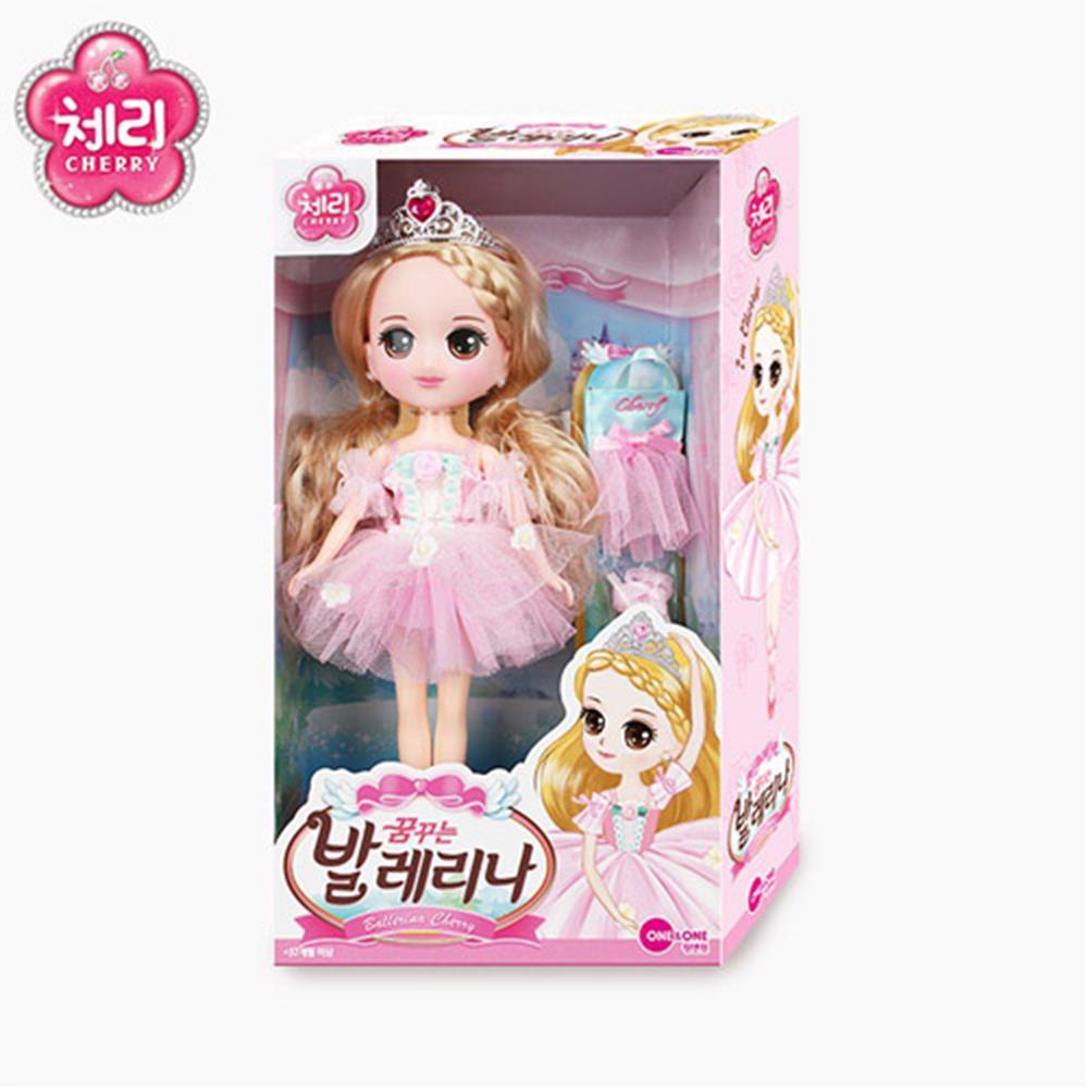 발레리나 여자 인형 놀이 여아 장난감 어린이선물